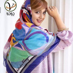روسری توتو