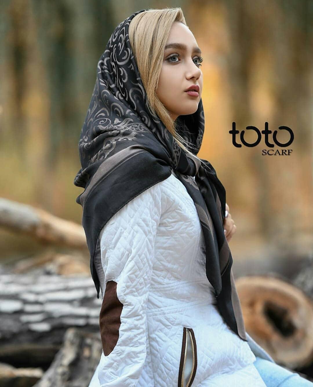 شال و روسری توتو