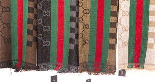 شال و روسری gucci