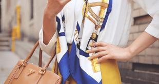 روسری هرمس پاریس