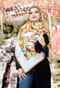 شال و روسری vichi
