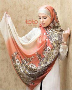 روسری toto