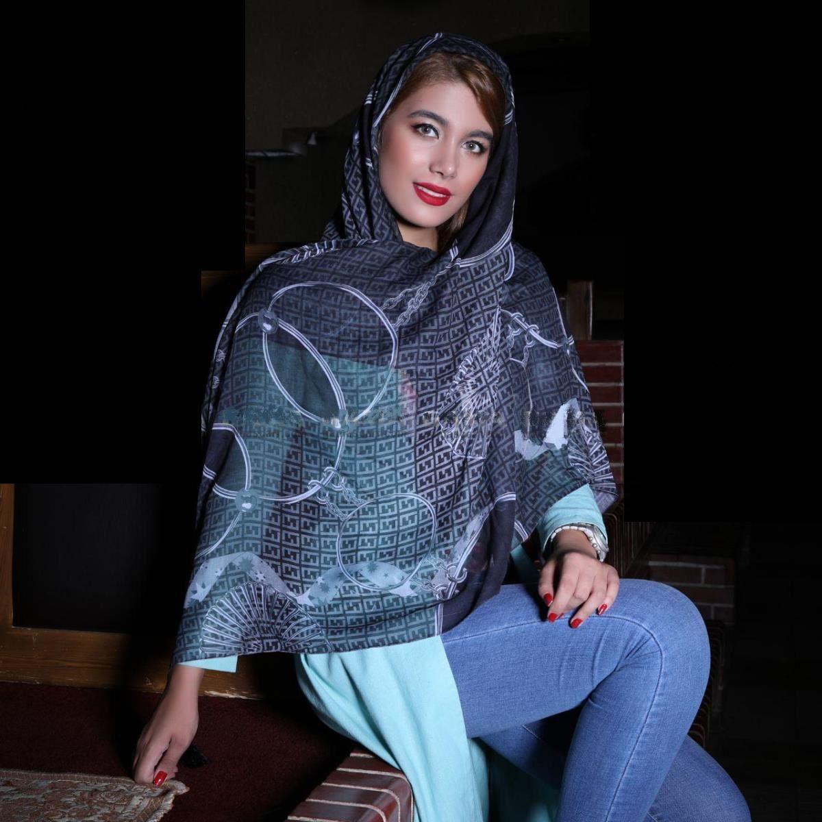 روسری نخی ایرانی