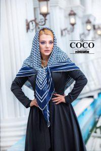 روسری coco