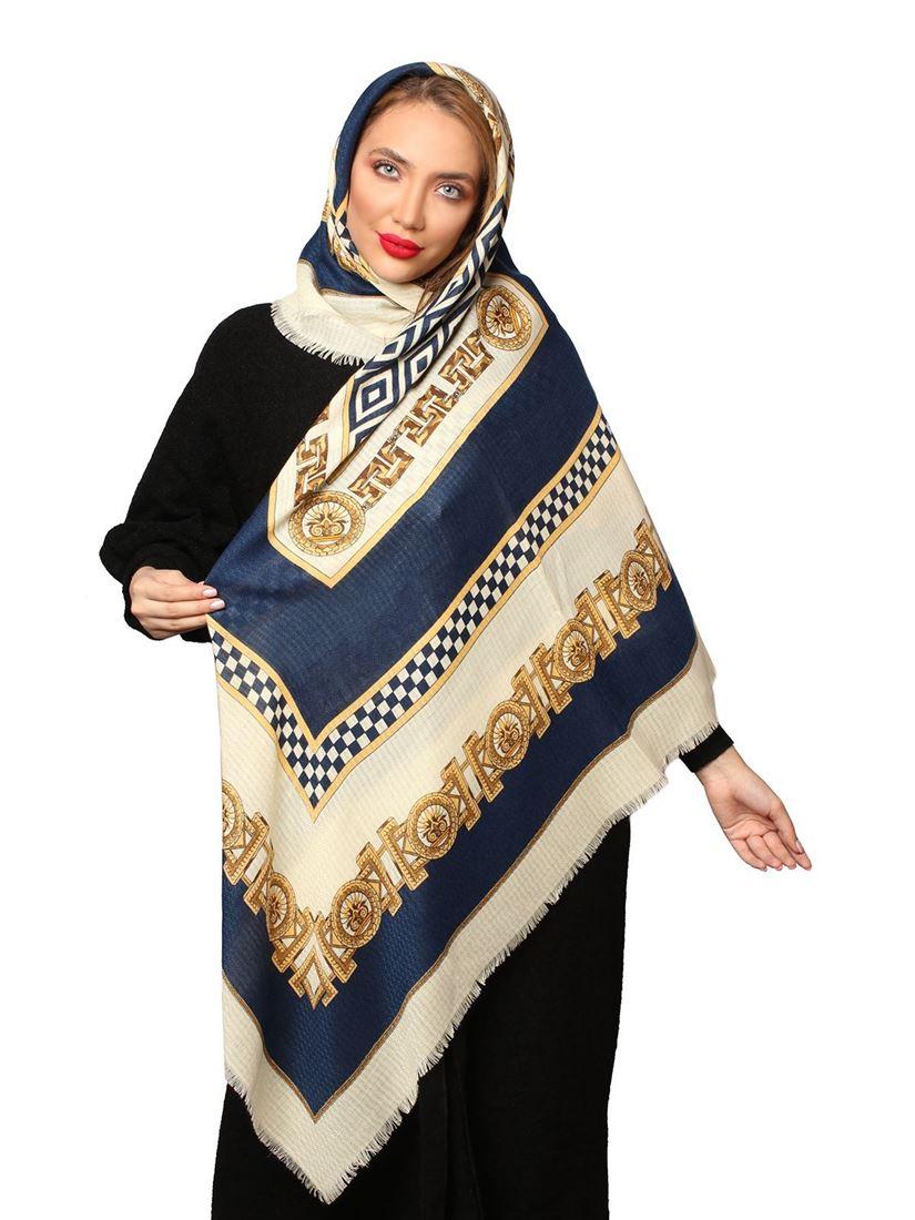 روسری نخی قواره بزرگ