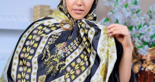 روسری ابریشم مامی