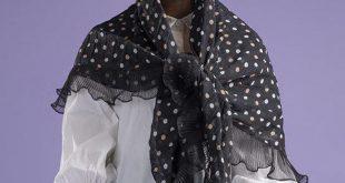 روسری پلیسه