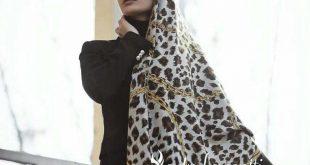 روسری نخی ریشه پرزی