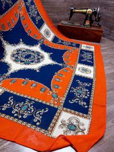 روسری قواره بزرگ 140