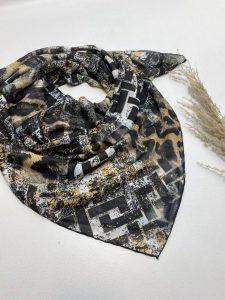 روسری ارزان نخی