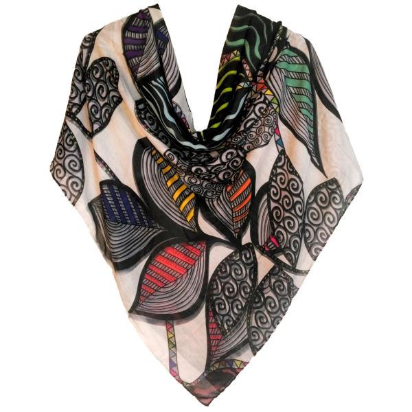 روسری پاییزه