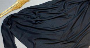 روسری ساده قواره بزرگ