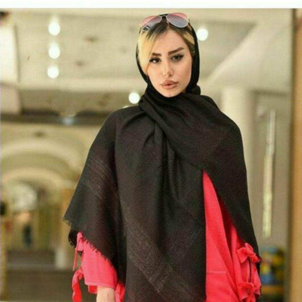 روسری مشکی ارزان