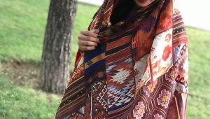 شال و روسری ارزان
